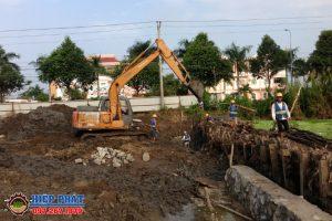 Báo giá thi công đóng cừ tràm tại Bình Dương, Long An, Tây Ninh, Đồng Nai, Tiền Giang